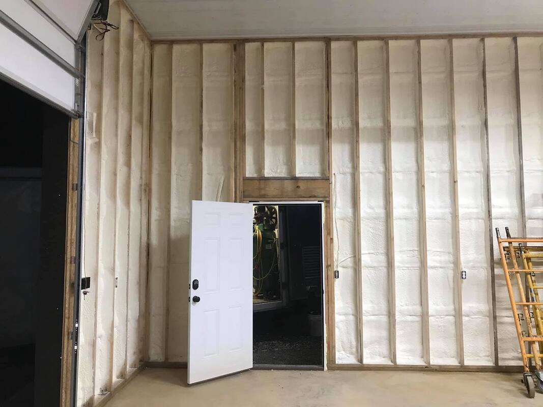 Commercial Closed Cell Foam Insulation