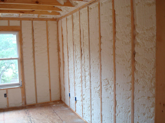 Residential Open-cell Spray Foam Insulation Tucson, AZ