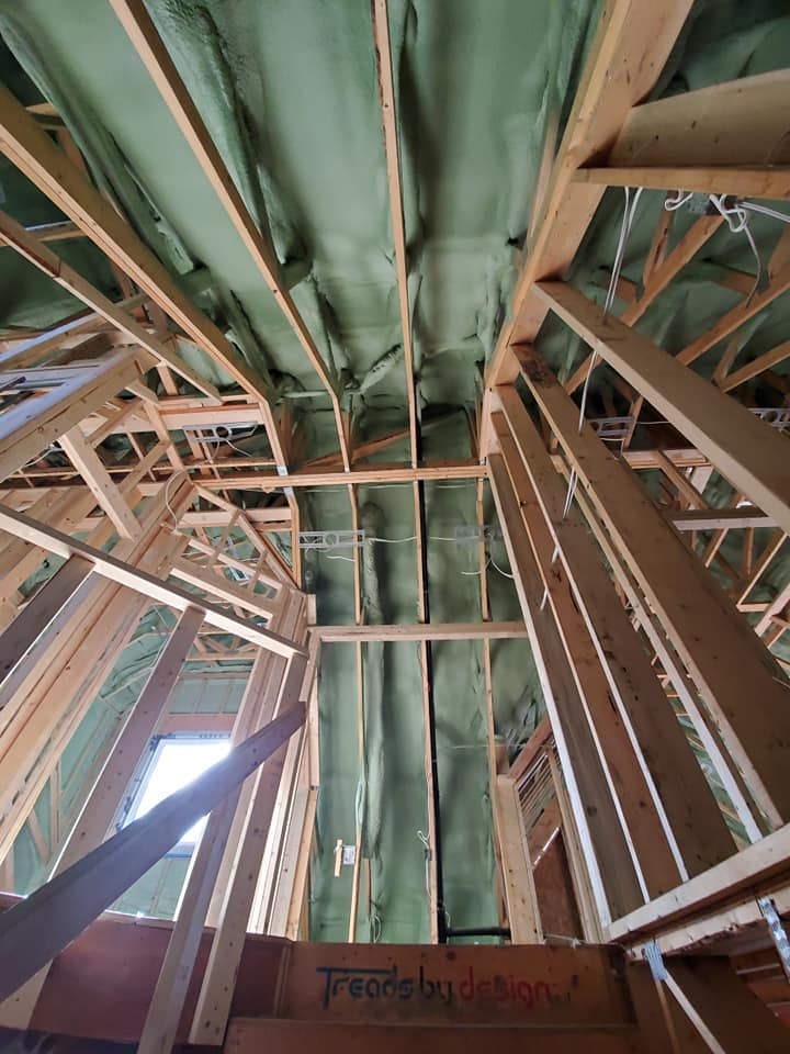 Spray Foam Insulation New Construction Tucson, AZ